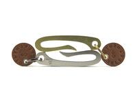 The Scout Hook™ Keychain Bottle Opener