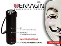 WEMAGIN: Smart USB Drive