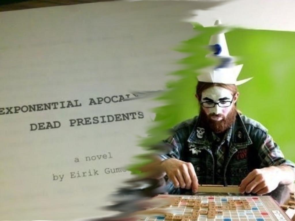Jersey Devil Press: 2012 Books's video poster
