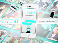 HYENT: The world's first mobile app rewarding your lifestyle