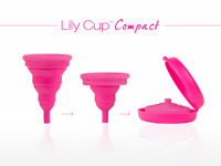 Lily Cup Compact: The Menstrual Cup, Reinvented.