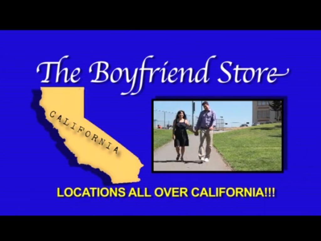 The Boyfriend Store's video poster