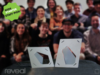 REVEAL: a photo frame that supports local manufacturing