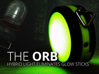 Ditch the Glow Stick...Let's Glow Green! - The Orb
