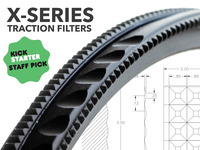 X-Series Traction Filters