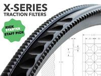 X-Series Neutral Density, Circular Polarizer & UV Filters
