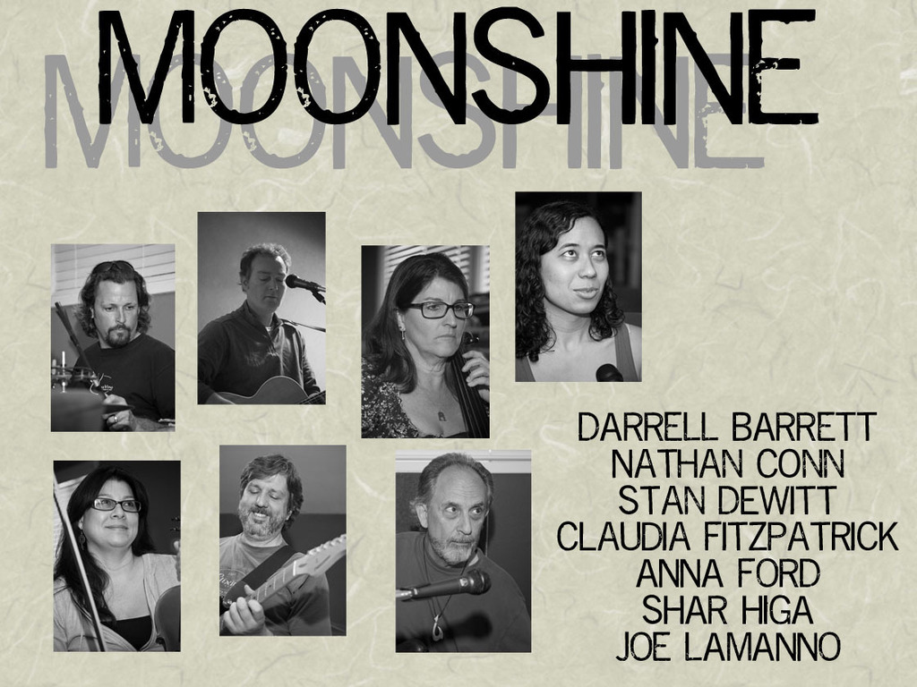 Moonshine's Debut Album's video poster