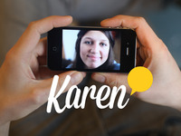 Karen - an app that psychologically profiles you as you play