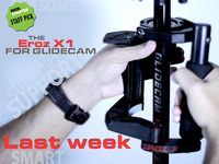 The Eroz X1: New Steady Support for Glidecam