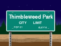 Thimbleweed Park: A New Classic Point & Click Adventure!