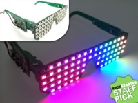 RGB Shades: Programmable LED Glasses