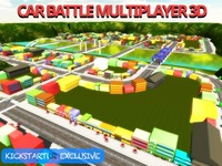 Car Battle Multiplayer 3D (Android & Apple)