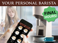 Arist: Brews Coffee Like The Best Baristas Anytime Anywhere