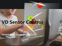 V-Desktop Sensor Control