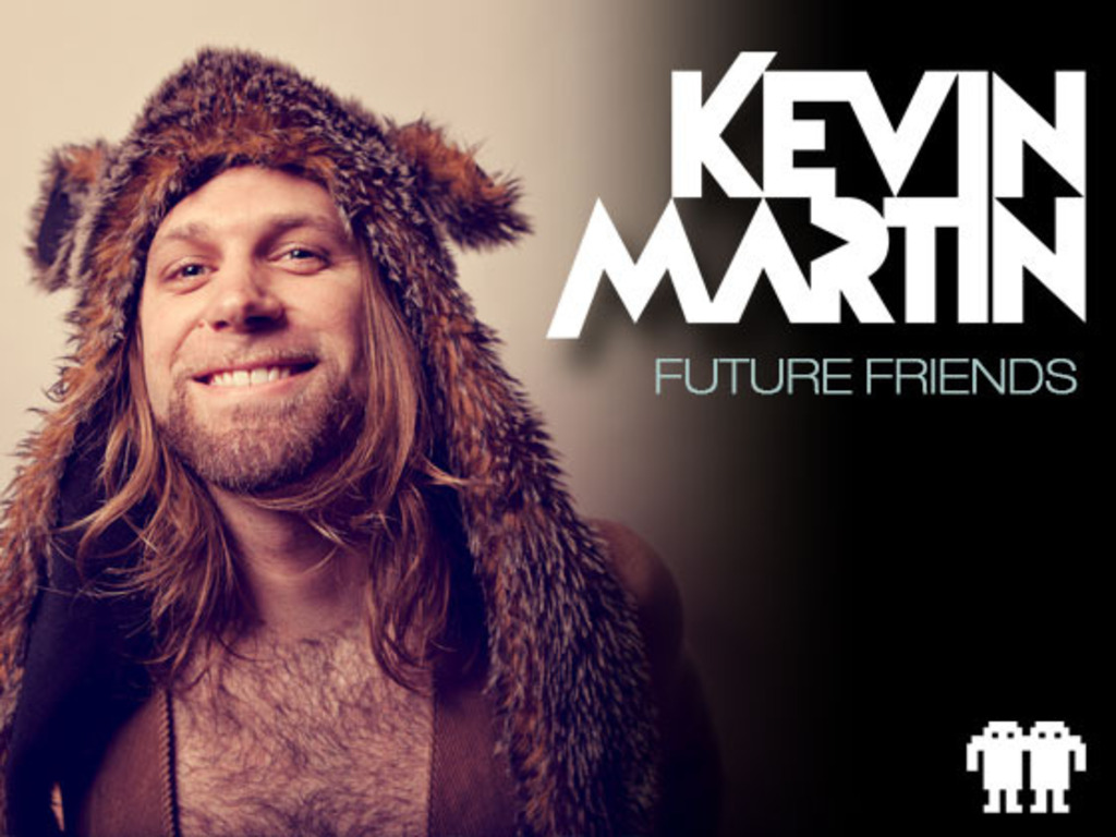 "Kevin Martin's New Record ""Future Friends""'s video poster"