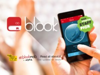 blook - rewriting the way books are created and published