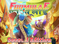 Formula E Second Edition Edition - The Elephants Are Back!