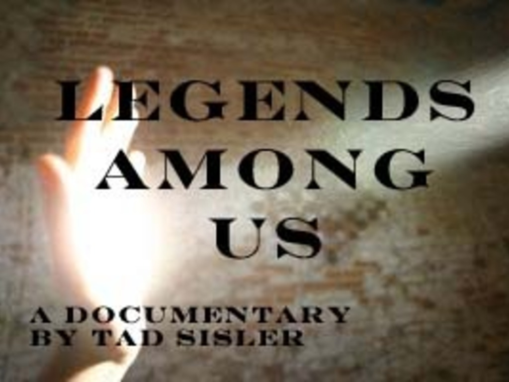 LEGENDS AMONG US's video poster