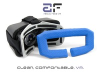 About Face Virtual Reality Comfort and Hygiene System