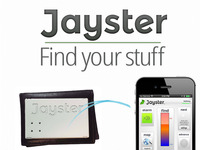 Jayster Wallet - Find your stuff using Bluetooth Technology.