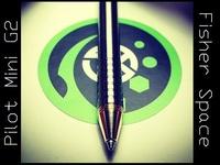 TKSP: Ti-Brass Pen - Write like a Boss!