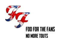 Foo For The Fans - No More Touts