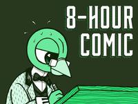 8-Hour Comic
