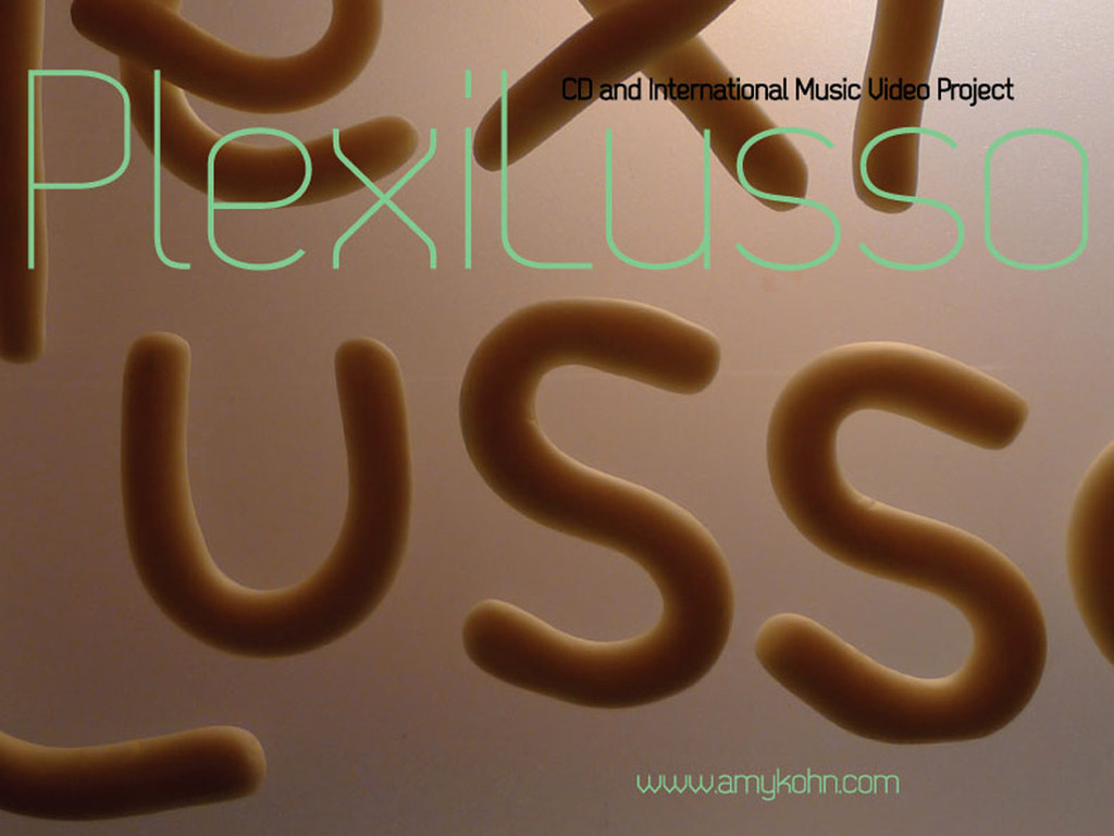 Plexi Lusso CD + International Music Video Project's video poster
