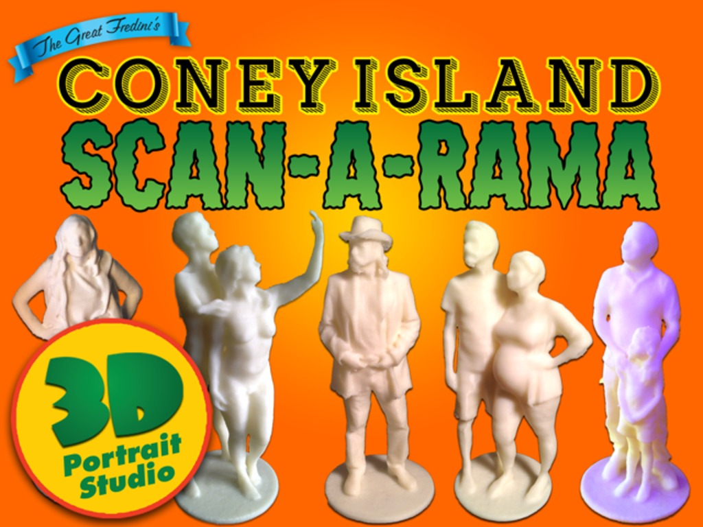 Coney Island Scan-A-Rama's video poster