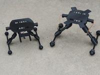 Retractable Landing Gear for Multi-Rotor Drones