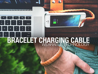 Bracelet Charging Cable - for iPhone & Android