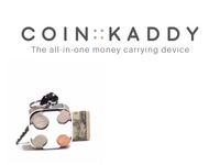 The COIN KADDY: All in one money carrying device