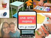 The One Artsy Mama Mobile App