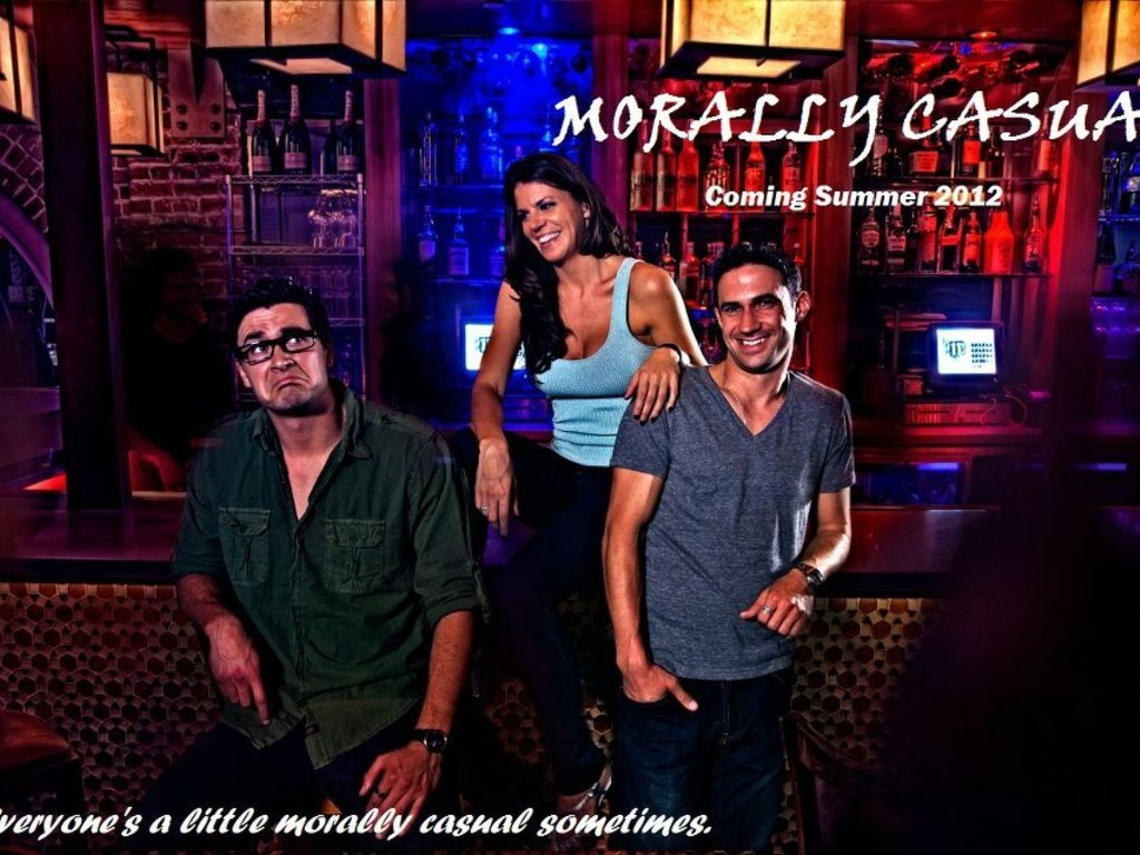 Morally Casual Webseries/Pilot Presentation's video poster