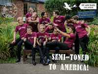 Semi-Toned : Debut Tour of America!