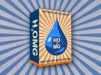 H2OMG: The Water Fight Game