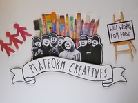 Platform Creatives comes to town