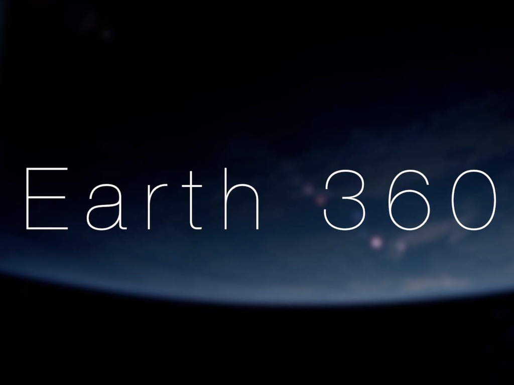 Earth 360's video poster