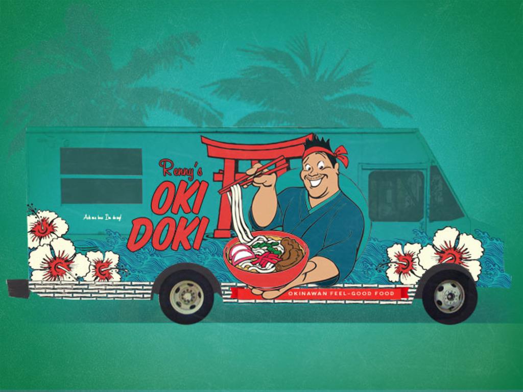 Renny's Oki Doki Okinawan Food Truck Launch's video poster