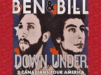 Ben & Bill Down Under: 2 Canadians Tour America