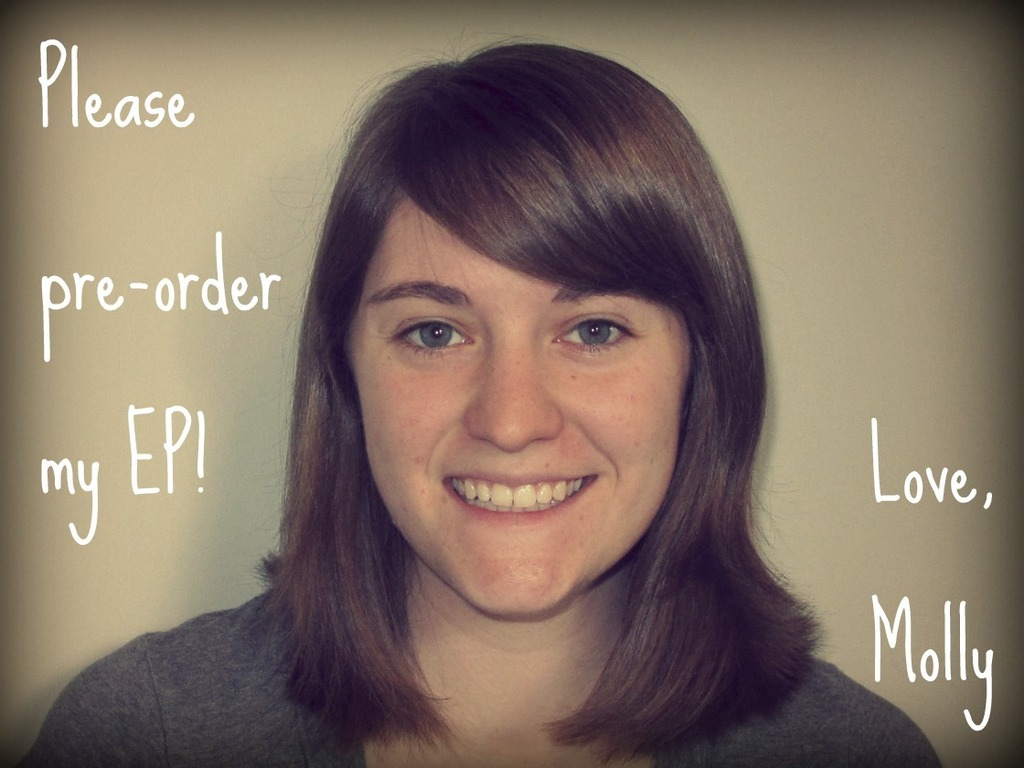Molly makes an EP!'s video poster