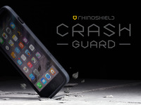 RHINOSHIELD Crash Guard: Slim impact Bumper for iPhone5/6/6+