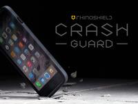 RHINOSHIELD Crash Guard: Slim impact Bumper for iPhone5/6/6+