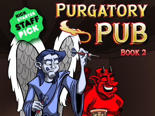 Purgatory Pub (Book 2)'s video poster