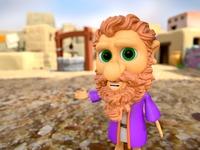 Zacchaeus - The Little Clay Bible