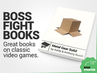 Boss Fight Books: Season 2