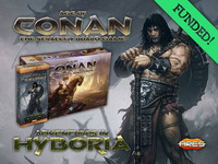 Age of Conan Strategy Boardgame – It's Back!