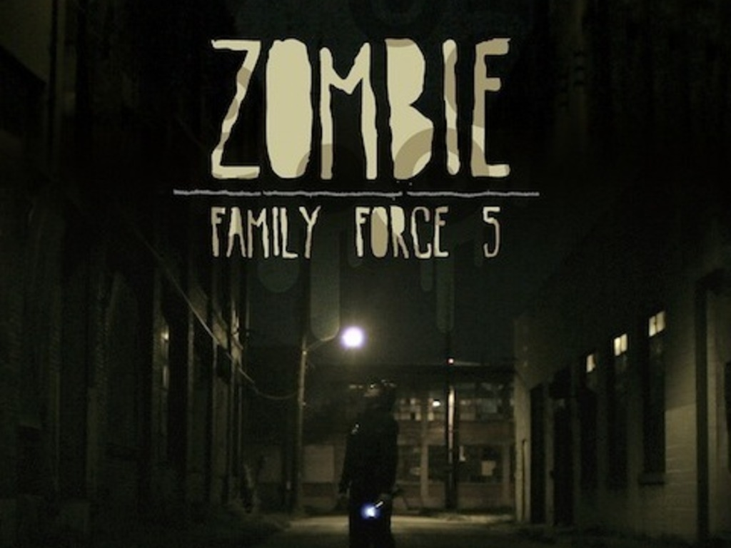 "Family Force 5 ""Zombie"" Music Video's video poster"