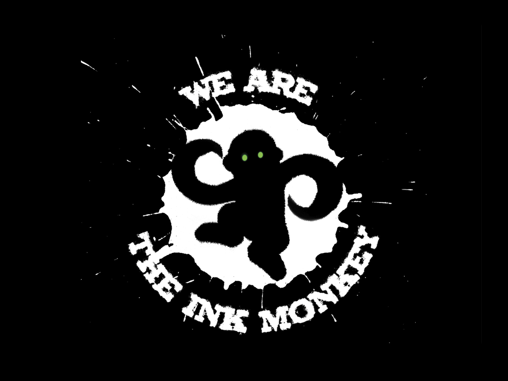 We Are The Ink Monkey Studio CD's video poster