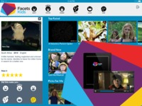 Facets Kids - An App with Smart Films for Smart Kids